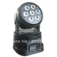 7*12W LED Moving Heads, 4in1 Mini Moving Wash