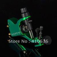 Hot! Professional Green Stigma Bizarre V2 Rotary Tattoo Machine Gun with 3 Stroke excenter 2 Allen Key M659-6