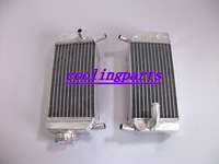 Fit for CRF250R/CRF250X 04-09 Motorcycle Aluminum Radiator CRF250R CRF250X 04 05 06 07 08 09