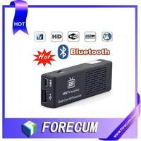 Newest Mini PC RK3066 MK808 MK802 III HDD Player Dual Core IPTV Android 4.1 1.6GHz 1GB+8GB HDMI 1080P WIFI 3D Mini PC free ship
