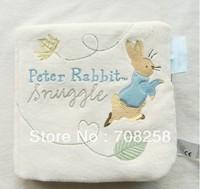 "1PCS- Baby Educational Toys, Infant Soft Cloth book ""NIGHT NIGHT PETER RABBIT"" 754#"