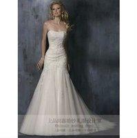 Free Shipping  New Arrival Samin Bridal Wedding Dress,Wedding Gown