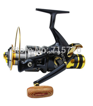 Superior Baitrunner Carp Spinning Fishing Reel 9+1BB SW50 Spinning Reel
