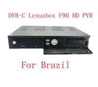 Hot selling HighDefinition LEXUZBOX F90 digital satellite receiver for Brazil