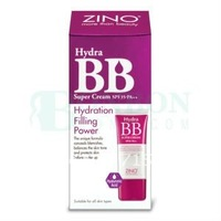 Free Shipping! ZINO Hydra BB Super Cream / Fill and Lock moisture in the skin, smooth wrinkle and dry skin