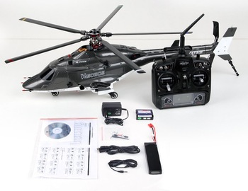 New Walkera V450BD5 with DEVO 10 Transmitter Rc Helicopter 450 Size 6ch 2.4ghz Fuselage RTF W/ Aluminium Case