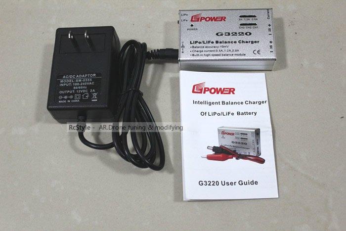 4 in 1 DC 4.2V Charger for Parrot Bebop Drone Safe Fast Speed Multi-Batterie