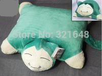 Pokemon Snorlax Pillow Plush PNPW8003