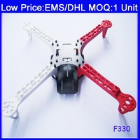 DHL/EMS/CPAM Optional,F330 MultiCopter Frame Airframe Flame Wheel kit As DJI For KK MK MWC 4-axis RC Quadcopter UFO F02471