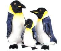 Wholesale Retail 3Pcs/Lot Madagascar Penguin Family  Plush Toy Pillow Cushion Christmas Birthday Gift Home Decor Free Shipping