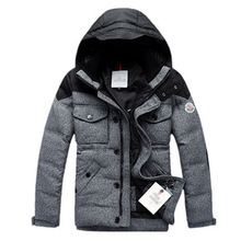 Male down coat male men's clothing male short design outerwear 001(China (Mainland))