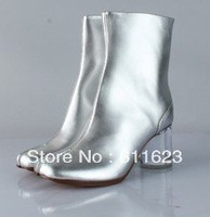 free shipping 2012 winter silvery white sheepskin crystal high heel woman boots,genuine leather snow boots,size35-41