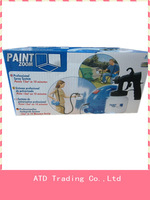 Big Promotion Sale!!!!  110v Paint Zoom delivered  by 2 Packages Taken the Color Box