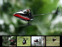 Free shipping Walkera  Mini CP helicopter 2.4Ghz 6ch 3D Flybarless Gyro  radio control ARF Helis Without transmitter