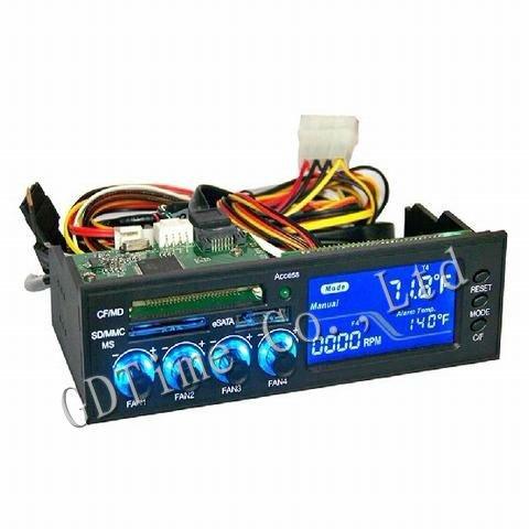 Regulateur ventilateur pc