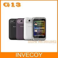 HTC Wildfire S A510e original HTC G13 Unlocked mobile phone android 3G WIFI GPS 3.2inch  5 MP singaporepost free freeship