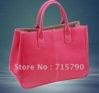New Fashion Women Bags Lady PU handbag Leather Shoulder Bag Free Shipping