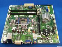 For  SLIMLINE S5 CARMEL INTEL H61 i3 i5 i7 MOTHERBOARD S1156 644016-001 100% tested work perfect
