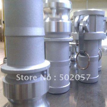 6 inch Aluminum camlock hose shank coupling