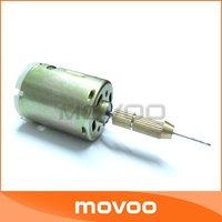 12V DC micro Twist Drill Bit set,High Speed Steel with 0.8mm Drill High Quality #090053