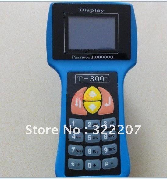Professional key programmer T300 Auto key copy machine , key copy tool(China (Mainland))