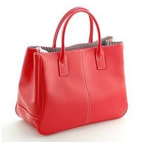 2015 New Fashion elegant fashion lades handbag pu leather popular women bag 12 colors factory sale HA54