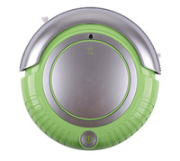 (Free to Russian)Mini Robot Vacuum Cleaner , Removable 2 Side-brushes, Adjustable Anti-cliff Sensors,Mopping,3 Working Modes