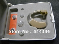 2012 hot sale hearing aid device invisible hearing aid ITE heaing Sound Amplifier soft 3 ear plug free shipping