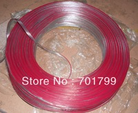 100m/lot 4pin RGB 20AWG transparent cable for led pixel module;with good cold resistance ability
