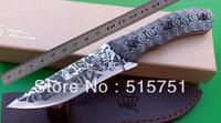 (Japan )KikuMatsuda fixed knife,plain edge,black non-glare finish,micarta handle ,leather sheath,Gift box,free shipping