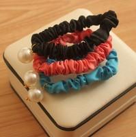 Free shipping !  Wholesale 20pcs/lot Fashion Girls Pearl Hair Band Hair Jewelry