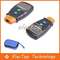 Free shipping Digital Laser Photo Tachometer Non Contact RPM Tester 20pcs/lot Wholesale
