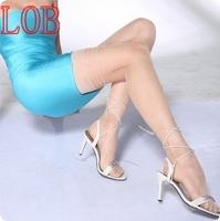10D China top brand Langsha  high quality nylon summer thigh high stockings free shipping