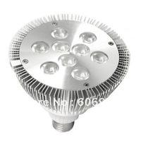 Epistar Dimmable 9W PAR38 Led spotlights