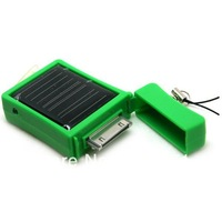HONGKONG Post Free New Arrival & Best Selling 10pcs/lot USB Solar Power Charger for iPhone (MD968)