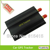 Vehicle Car GPS Tracker TK103A Real-time tracking Google Map Link ,Free shipping