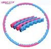 Wholesale magnet massage hula hoop removable US waist , thin waist ,