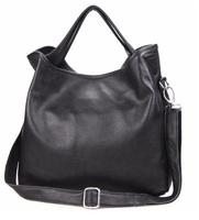 Womens Classic Simple Handbag Black Brown Shoulder Bags Holiday Gift Free Shipping