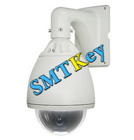 Security CCTV Outdoor 700TVL SONY CCD CCTV 27x Optical Zoom Dome PTZ Camera 128 Preset,With RS-485