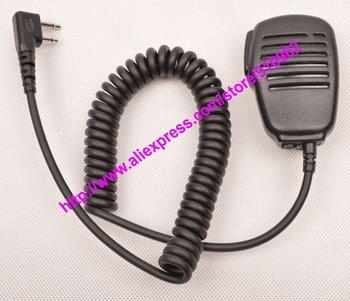 Remote shoulder Speaker Microphone For ICOM IC- V8 V80 V80E V82 V85 F4002 F4003 F4010  two way radio