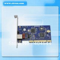 DHL/EMS FREE SHIPPING TE110P 1Port E1/T1 card, ISDN PRI PCi card, PCI Asterisk card