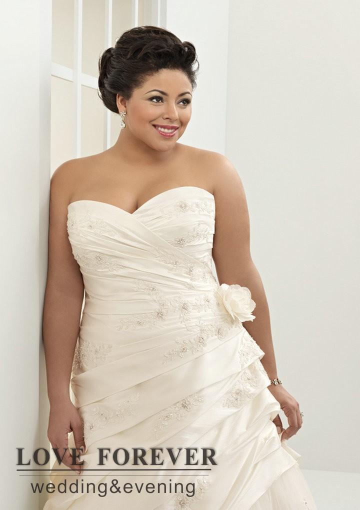Plus Size Beach Style Wedding Dresses Wedding Dresses Plus Size