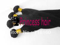 "mix length 4pcs 12""-30""Virgin Brazilian Human Hair weft hair weave straight free shipping"