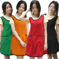cooking aprons/kitchen /promotion ,work clothe,many use , Free shipping,wholesale