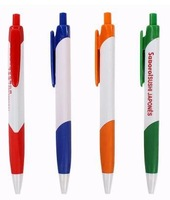 wholesale-2014-best-selling Ball pen and brush advertisement pen neutral pen make/free process LOGO..@ww19
