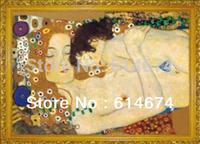 the famous painting puzzle1000pcs-- wemen