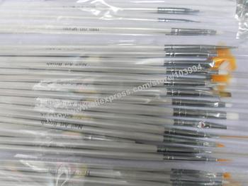 15PCS/SET 20set/lot Professional Nail Design Brush Set Nail Gel Brush/ Dotting Brush Drawing Brush Painting Pen Brush RD-2021#