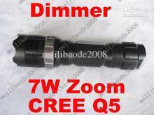 popular 7 watt led flashlight