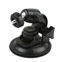 100% High Quality Plastic Car Window Cup Suction Mount Tripod Holder Gadget For Camera Digital Video DV