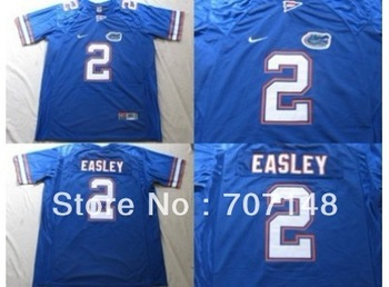 Florida Gators #2 Easley Royal Blue College Football Jersey -Free Shipping